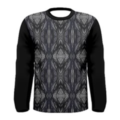 Ganda 0410012007ys Men s Long Sleeve Tee by OZarBlackStore