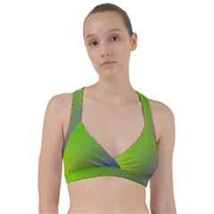 Pattern Sweetheart Sports Bra by gasi