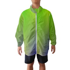 Pattern Wind Breaker (kids) by gasi