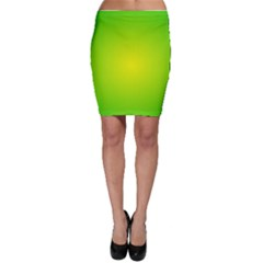 Pattern Bodycon Skirt by gasi