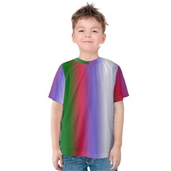 Pattern Kids  Cotton Tee by gasi