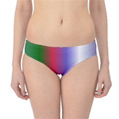 Pattern Hipster Bikini Bottoms by gasi