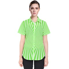 Pattern Women s Short Sleeve Shirt by gasi