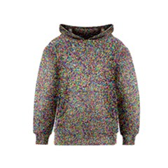 Pattern Kids  Pullover Hoodie by gasi