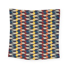 Native American Pattern 3 Square Tapestry (small) by Cveti