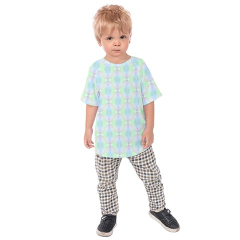 Pattern Kids Raglan Tee by gasi