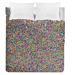Pattern Duvet Cover Double Side (queen Size) by gasi