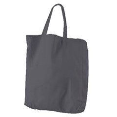Black Carbon Fiber Giant Grocery Zipper Tote by PodArtist