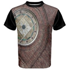 Window In Time Men s Cotton Tee