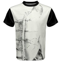 Ozar Black Men s Cotton Tee