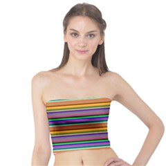 Pattern Tube Top by gasi