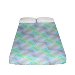 Pattern Fitted Sheet (full/ Double Size) by gasi