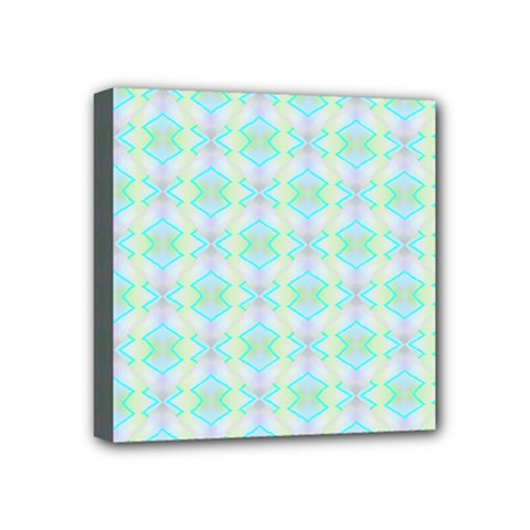 Pattern Mini Canvas 4  X 4  by gasi