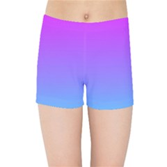 Pattern Kids Sports Shorts by gasi