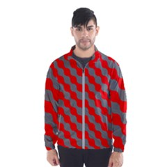 Pattern Wind Breaker (men) by gasi