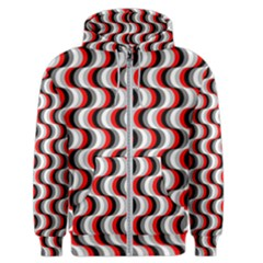 Pattern Men s Zipper Hoodie by gasi
