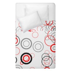 Pattern Duvet Cover Double Side (single Size) by gasi