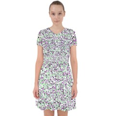 Pattern Adorable In Chiffon Dress by gasi