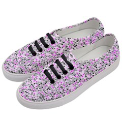Pattern Women s Classic Low Top Sneakers by gasi