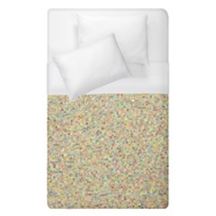 Pattern Duvet Cover (single Size) by gasi
