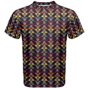 Native American Pattern Men s Cotton Tee View1