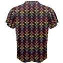 Native American Pattern Men s Cotton Tee View2