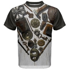 Puzzle Men s Cotton Tee