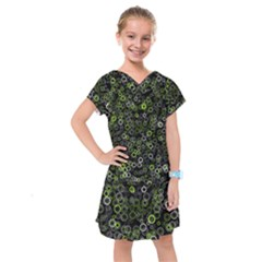 Pattern Kids  Drop Waist Dress