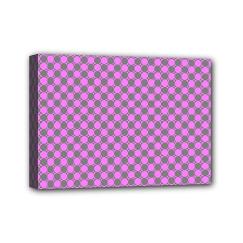 Pattern Mini Canvas 7  X 5  by gasi