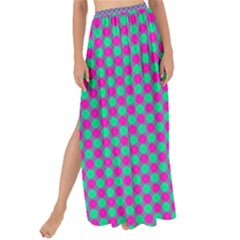 Pattern Maxi Chiffon Tie Up Sarong