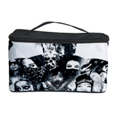 Black Music Urban Swag Hip Hop Cosmetic Storage Case by Celenk
