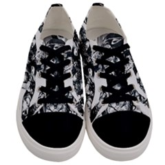 Black Music Urban Swag Hip Hop Men s Low Top Canvas Sneakers