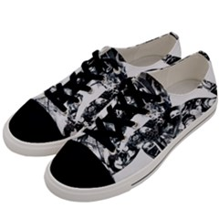 Black Music Urban Swag Hip Hop Men s Low Top Canvas Sneakers by Celenk