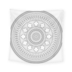 Mandala Ethnic Pattern Square Tapestry (small) by Celenk