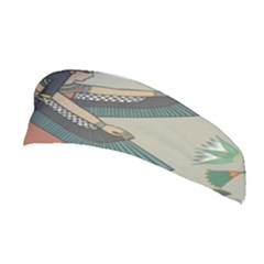 Egyptian Woman Wings Design Stretchable Headband