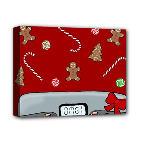 Hilarious Holidays  Deluxe Canvas 14  X 11