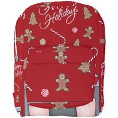 Hilarious Holidays  Full Print Backpack