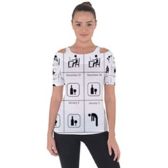 Holidays Short Sleeve Top