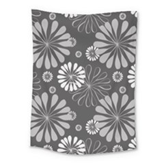 Floral Pattern Floral Background Medium Tapestry