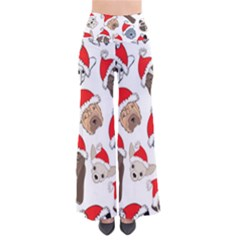 Christmas Puppies Pants by allthingseveryone