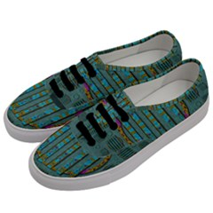 Freedom Is Every Where Just Love It Pop Art Men s Classic Low Top Sneakers by pepitasart