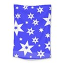Star Background Pattern Advent Small Tapestry View1