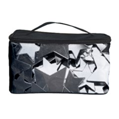 Background Celebration Christmas Cosmetic Storage Case by Celenk