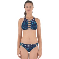 Wallpaper Background Abstract Perfectly Cut Out Bikini Set by Celenk