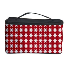 Christmas Paper Wrapping Paper Cosmetic Storage Case by Celenk