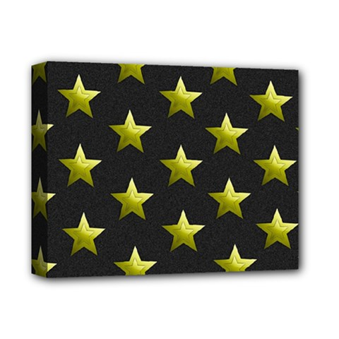 Stars Backgrounds Patterns Shapes Deluxe Canvas 14  X 11  by Celenk