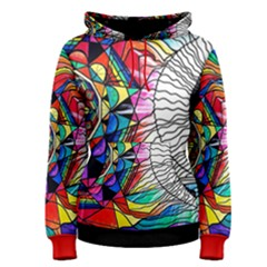 Return To Source   Women s Pullover Hoodie