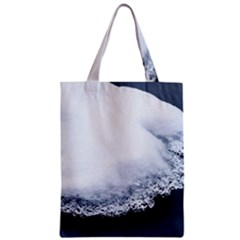 Ice, Snow And Moving Water Classic Tote Bag by Ucco