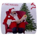 Karl Marx Santa  Back Support Cushion View1