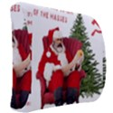 Karl Marx Santa  Back Support Cushion View2